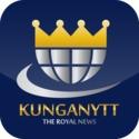Kunganytt  - den kungliga appen ute nu